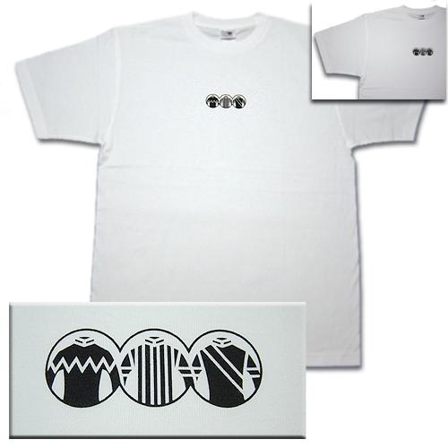 Tシャツ▼ジョッキーウェア - ホワイト